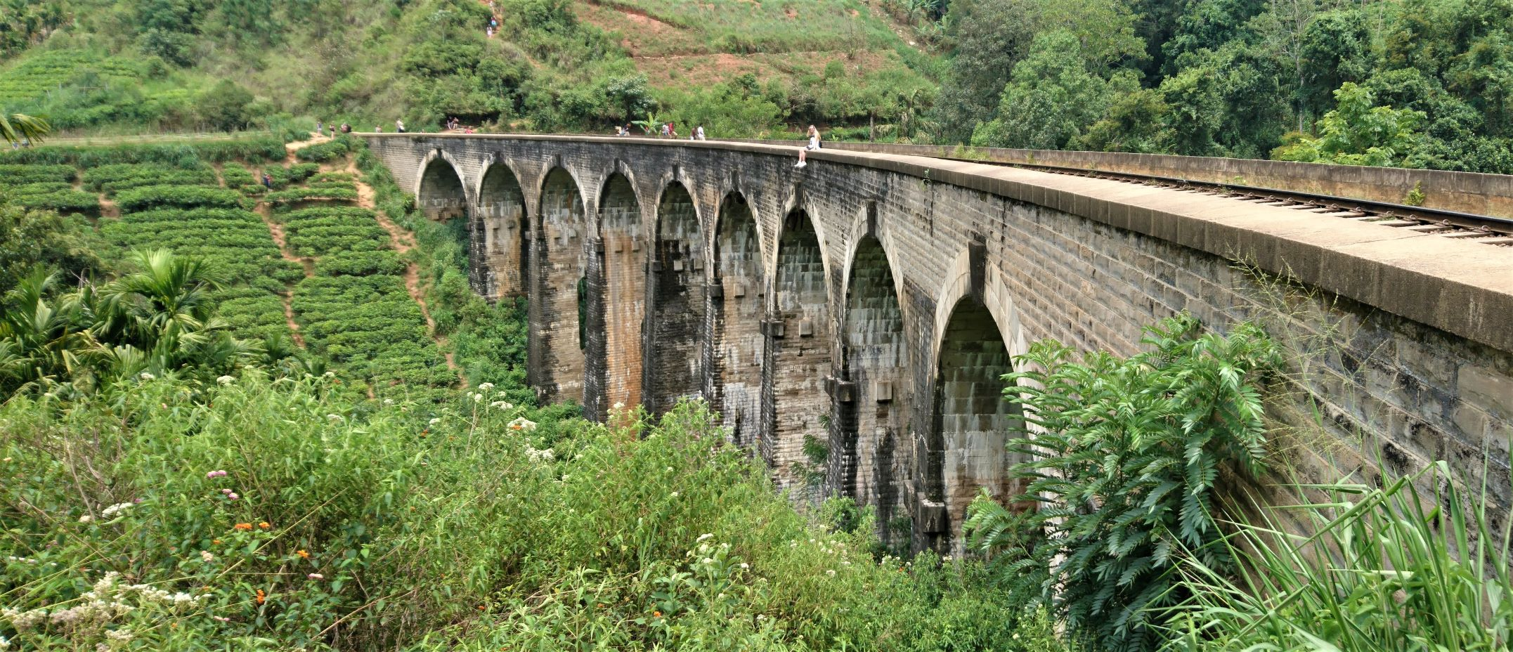 Nine Arch Bridge, Ella